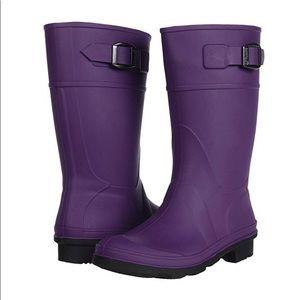 GUC Kamik Girls size 3. Purple